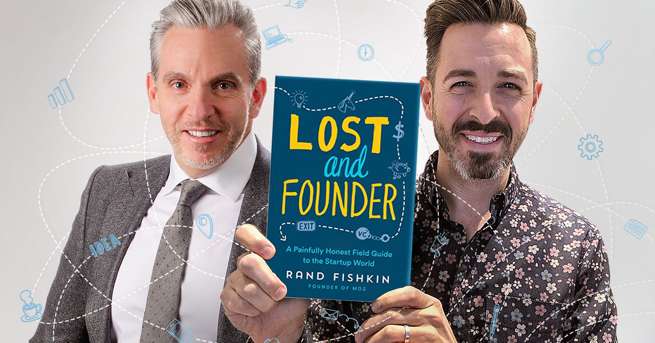 113: Rand Fishkin: Goodbye Moz, hello SparkToro! Start-up struggles & sales strategies