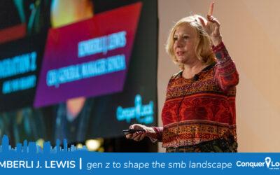 Kimberli J. Lewis   How Generation Z Will Shape the New SMB Landscape