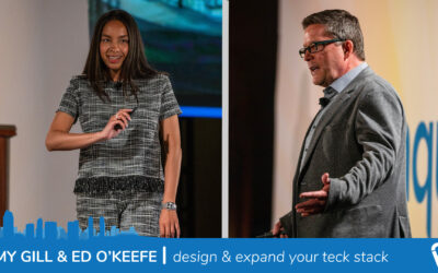Ed O'Keefe & Amy Gill   Design & Expand Your Tech Stack