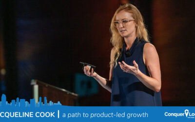 Jacqueline Cook   A Path to Product-Led Growth