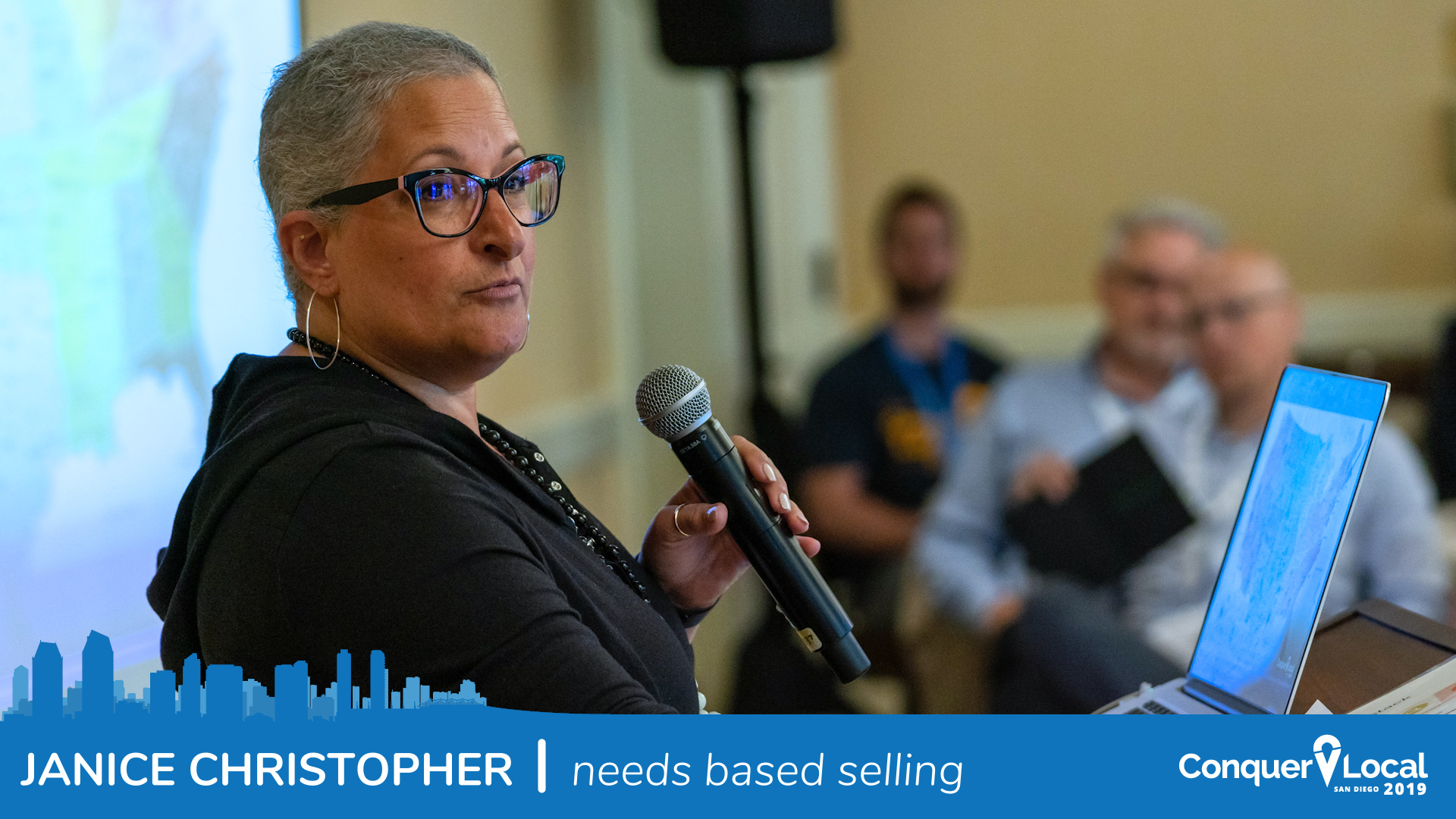 Janice Christopher | Needs based selling approach & high value customers