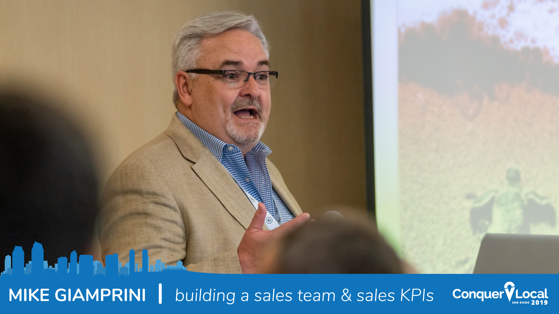 Mike Giamprini | Building a sales team & sales KPIs
